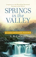 Springs in the Valley: 365 Daily Devotional Readings【洋書】 [並行輸入品]