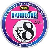 DUEL(デュエル) HARDCORE X8(ハードコア エックスエイト) 200m
