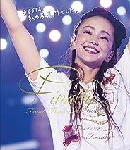 namie amuro Final Tour 2018 ~Finally~ (東京ドーム最終公演+25周年沖縄ライブ)(Blu-ray Disc2枚組)(通常盤)