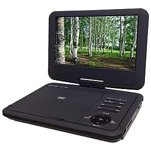 Wizz 9型ポータブルDVDプレーヤー(ブラック) CPRM対応Wizz DV-PW920