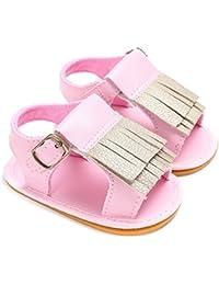 xlp サンダル 子供 赤ちゃん 0-18ヶ月 ベビーサンダル ベビーシューズ 赤ちゃん靴 柔らかい靴底 女の子 男の子 出産祝い ギフト 夏