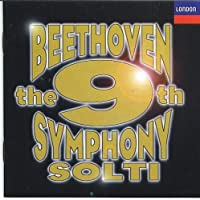 Beethoven: The 9th Symphony in D Minor, Op. 125/ Solti (1995-05-03)