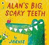 洋書絵本読み聞かせ「ALAN'S BIG, SCARY TEETH」