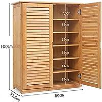 TLMY ソリッドウッドシンプルな靴の収納リビングルーム多機能多目的玄関キャビネット 靴箱 (サイズ さいず : #1-80CM)