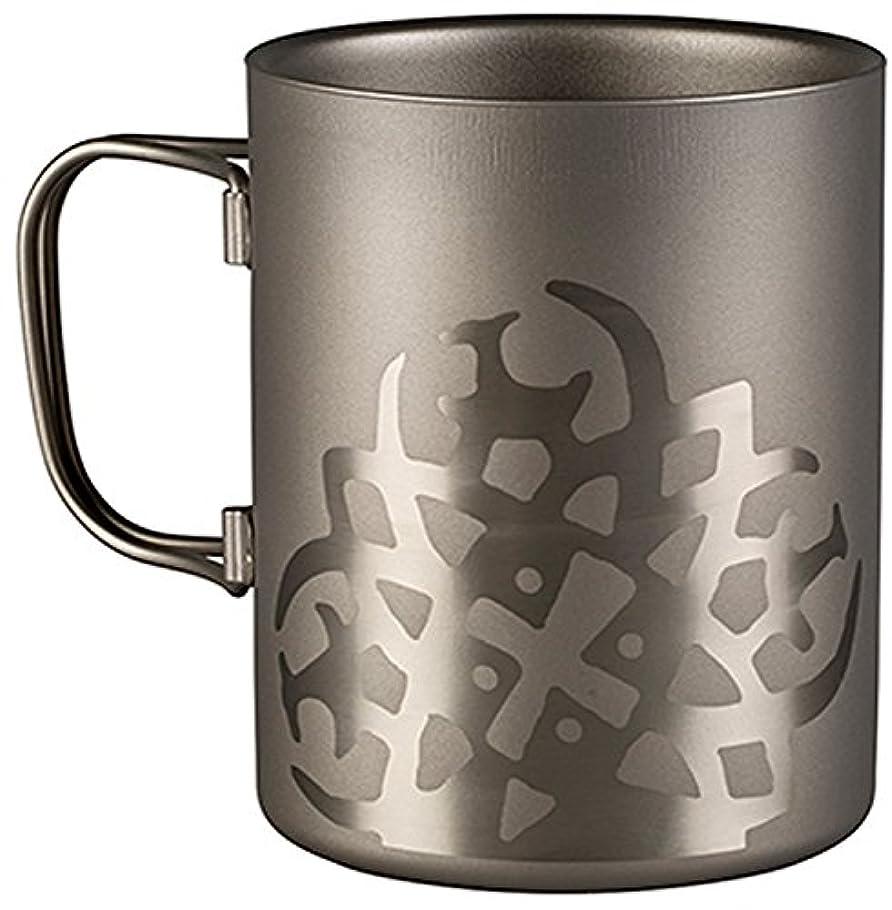 家主オープニングほんのノルディスク チタニウム ダブルウォール マグカップ 450ml NORDISK Titanium Mug Double-Wall 450 [119031]