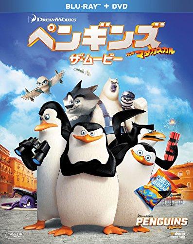 ペンギンズ FROM マダガスカル ザ・ムービー 2枚組ブルーレイ&DVD(初回生産限定) [Blu-ray]の詳細を見る