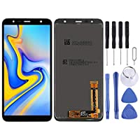 NLE LCDディスプレイの交換部品 Galaxy J6 +、J4 +、J610FN / DS、J610G、J610G / DS、J610G / DS、J415F / DS、J415FN / DS、J415G / DS(ブラック)用液晶画面とデジタイザのフルアセンブリ (Color : Black)