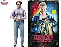 Good Old Barb Exclusive Stranger Things Mystery Bundle: McFarlane Barb With Book & Beer Exclusive Games Stop Action Figure + VHS Set Season 1 DVD Blu-Ray 4 Disc Box Special Edition 2-Pack Combo Bundle【DVD】 [並行輸入品]