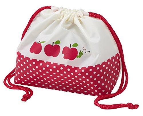 トルネ 弁当袋 きんちゃく りんご 1個入
