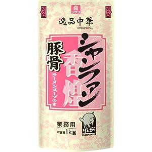 リケン 香煌豚骨 ラーメンスープの素 1kg