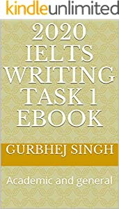 2020 ielts writing task 1 ebook: Academic and general (English Edition)