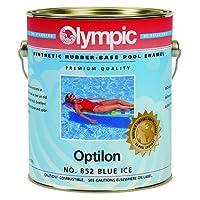ケリー技術コーティング850-GLオリンピックOptilon Optilon合成ゴムベースエナメルガロン、ホワイト