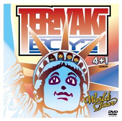WORLD TOUR 2007 [DVD] TERIYAKI BOYZ UNIVERSAL SIGMA(P)(D)