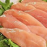 鳥肉 鶏肉 ささみ 【 国産鶏肉 】 梅酢 和歌山県産 産地直送 紀州 ( 銘柄 鶏 ) 業務用 パック 1kg 【 冷蔵 】