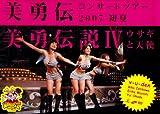 美勇伝コンサートツアー2007初夏 美勇伝説IV~ウサギと天使~ [DVD]