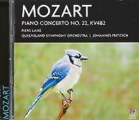 MOZART PIANO CONCERTO NO 22
