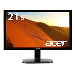 Acer モニター ディスプレイ KA220HQbid 21.5インチ/フルHD/5ms/HDMI端子対応