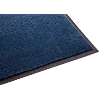 Guardian Silver Series Indoor Walk-Off Floor Mat Vinyl/Polypropylene 2'x3' Speckled Blue [並行輸入品]