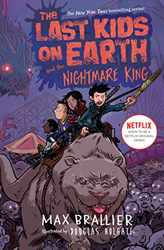 Download The Last Kids on Earth and the Nightmare King (English Edition) B01NCYLXE7