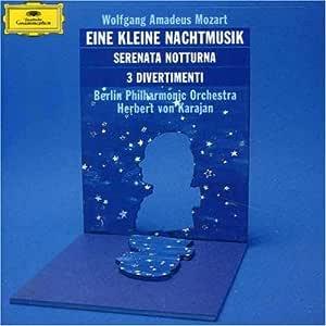 Mozart: Eine Kleine Nachtmusik, etc / Karajan, Berlin PO