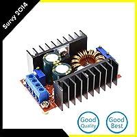 80W 10-35V〜1-35V 12A自動ステップアップ電源電圧レギュレータ充電モジュール
