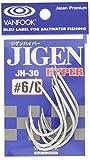 VANFOOK(ヴァンフック) ジゲンハイパー JH-30#6/0 シルバー