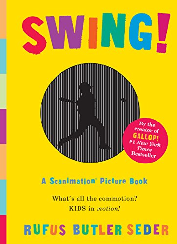 Swing!: A Scanimation Picture Bookの詳細を見る