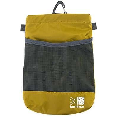 (カリマー) karrimor トレック キャリー ヒップベルト ポーチ trek carry hip belt pouch ボトルポーチ ゴールド Gold