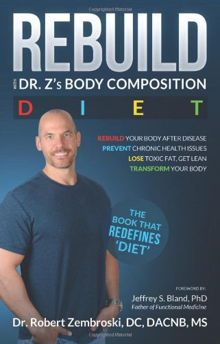 Download Rebuild: With Dr. Z's Body Composition Diet 162652775X