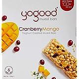 Pristine Yogood Cranberry and Mango Muesli Bar, 138g
