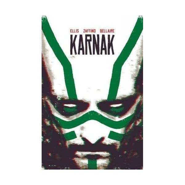 Karnak: The Flaw in All ...の商品画像