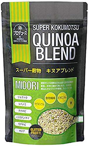 OSKスーパー穀物キヌアブレンド(MIDORI〉300g