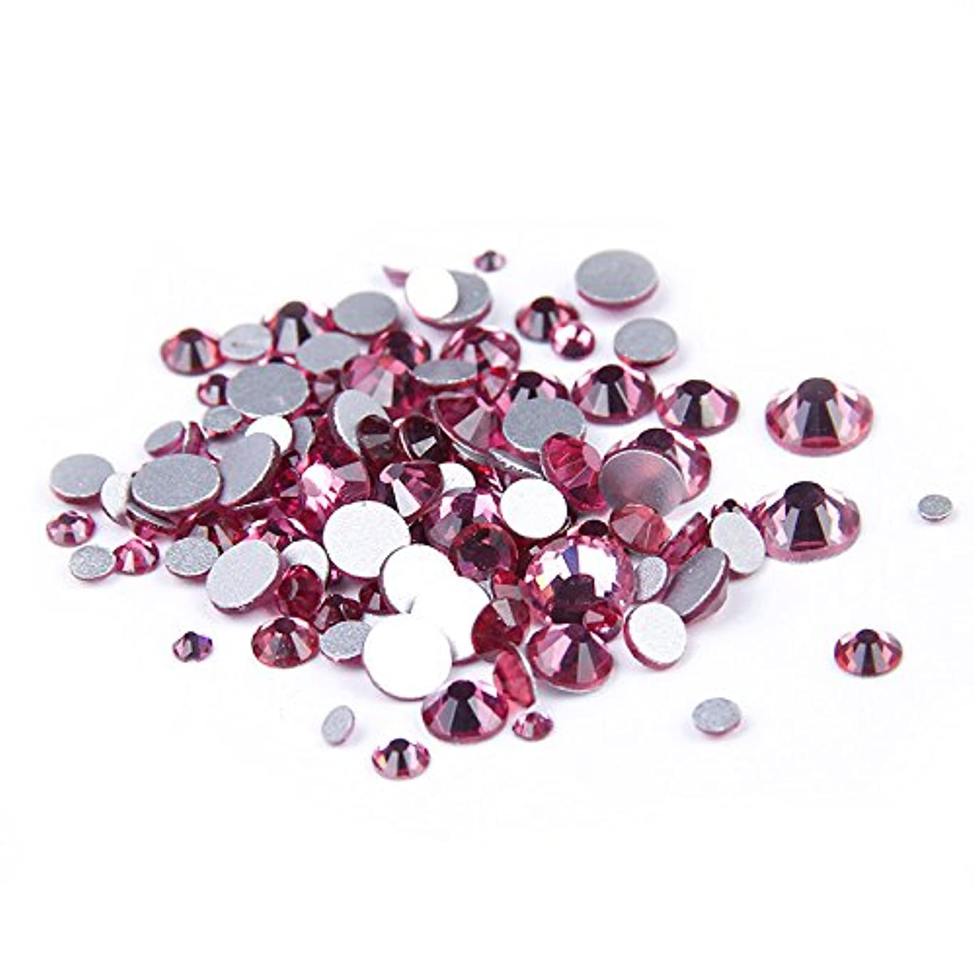 省略動かす断言するNizi ジュエリー ブランド ローズ ラインストーン は ガラスの材質 ネイル使用 型番ss3-ss34 (混合サイズ 1000pcs)