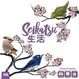 IDW Games Seikatsu Acrylic Tile Game