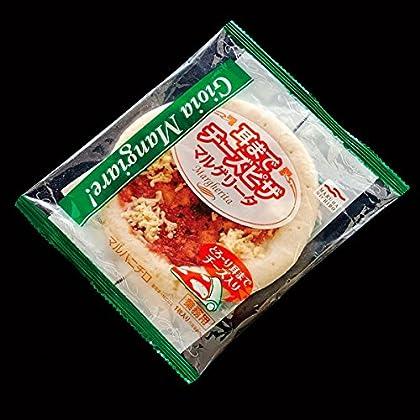 マルハニチロ 耳までチーズピザ マルゲリータ 冷凍 245g×5個