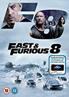 Fast & Furious 8 DVD + digital download [2017] [並行輸入品]