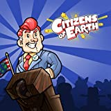 Citizens of Earth - PS4 [Digital Code]