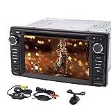 トヨタ・カローラ専用の車載カーナビゲーション、Bluetooth内蔵でハンズフリー電話+音楽再生可能 カーステレオモニター ワイヤレスバックカメラ付属