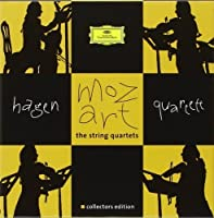 Mozart: The String Quartets (2006-10-10)