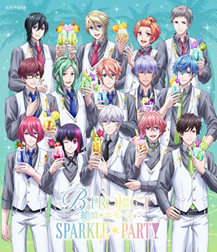 B-PROJECT~絶頂*エモーション~ SPARKLE*PARTY(完全生産限定版) [DVD]