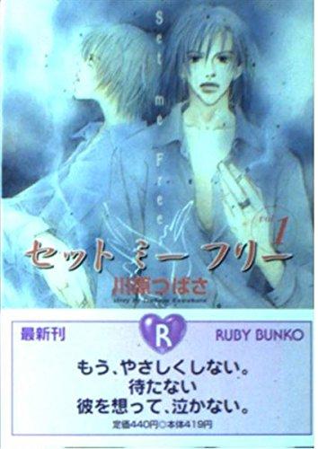 セット ミー フリー〈Vol.1〉 (角川ルビー文庫)の詳細を見る