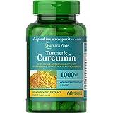 Puritan's Pride Turmeric Curcumin, 1000mg, 60ct