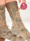 Serpentine Socks: E-Pattern from Socks from the Toe Up (Potter Craft ePatterns)