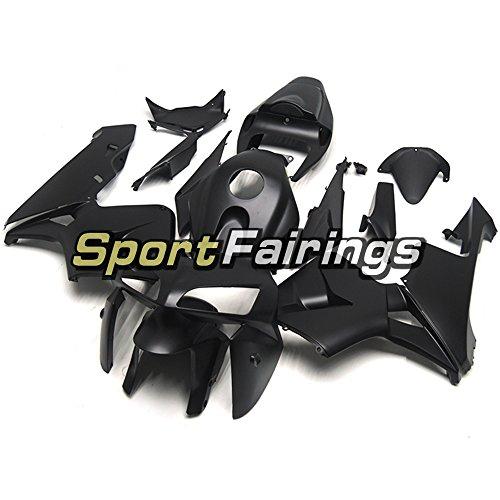Sportfairings 外装部品の適応モデル ホンダ CBR600RR CBR600 RR のための 完全 フェアリングキット F5 年 2005 2006 ブラックマットオリジナルカバー