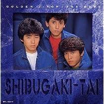 シブがき隊~GOLDEN J-POP/THE BEST