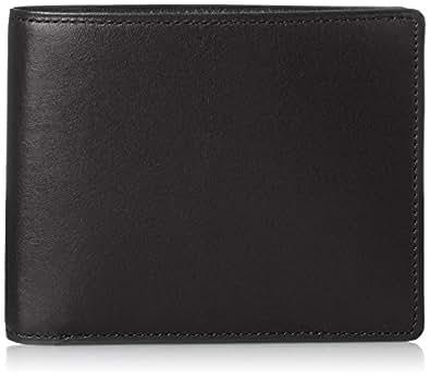[ミカド] 二つ折り財布 シャトーブリアン シリーズ MK228015 01 クロ
