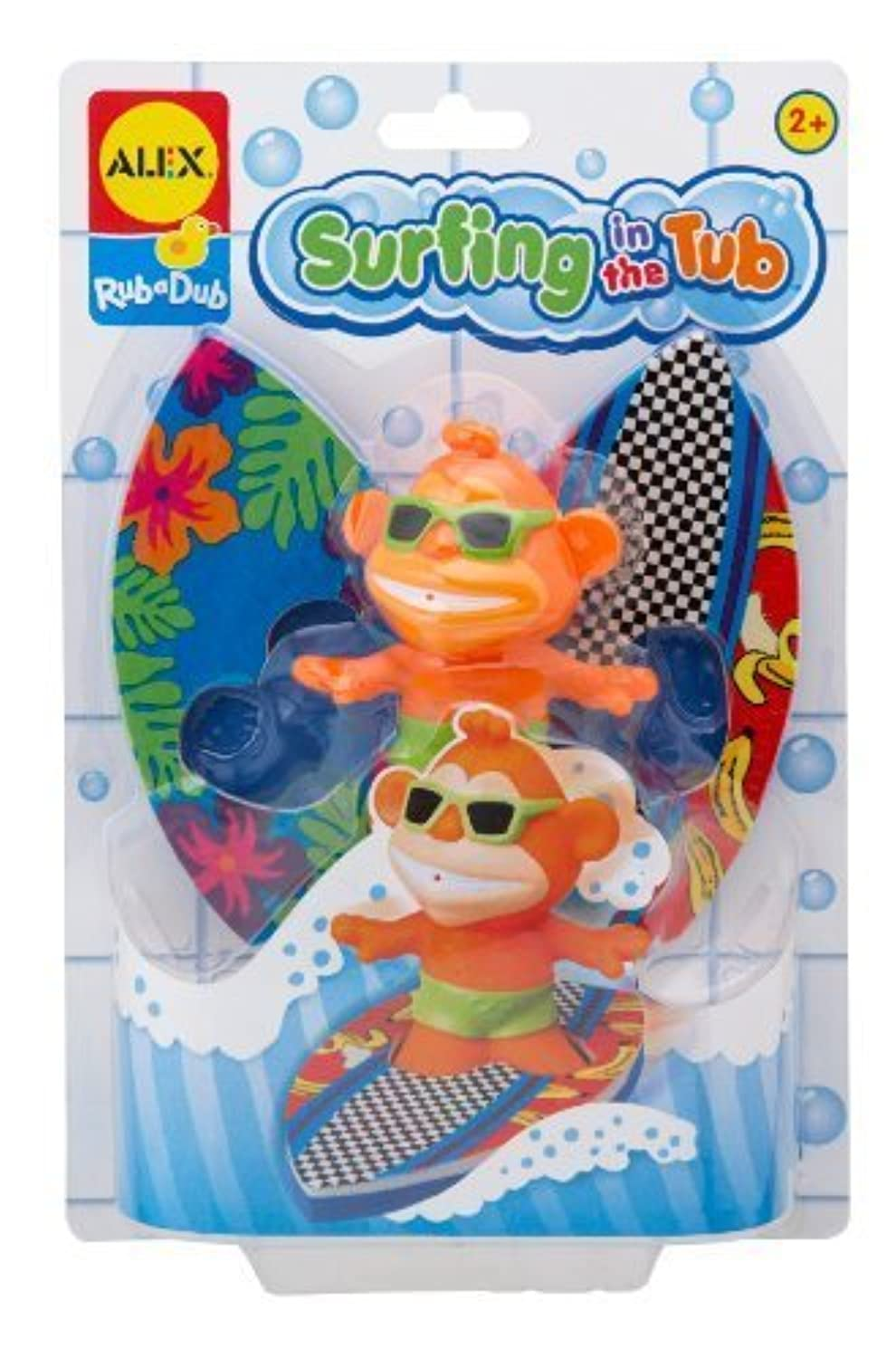ALEX Toys Rub a Dub Surfing in the Tub by ALEX Toys [並行輸入品]