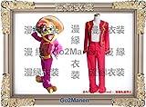 【ノーブランド品】3132ディズニー 不死身のパンチート Panchito 仮装 コスプレ衣装(男性L)