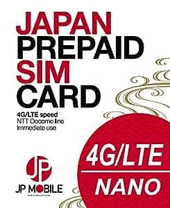 プリペイドSIMカード 3.0GB高速インターネット8日間