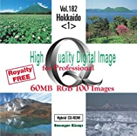High Quality Digital Image for Professional Vol.182 北海道 <1>